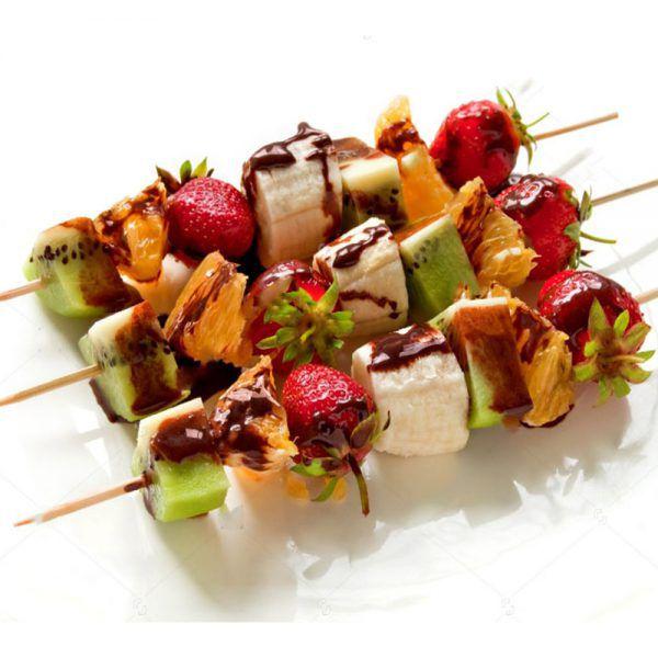Десерт из фруктов 1