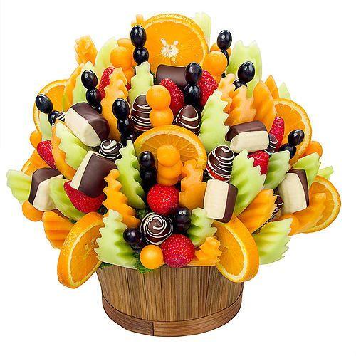 Букет из фруктов 007